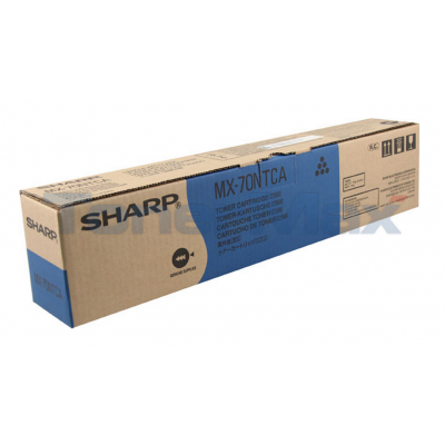 SHARP MX-6200N/7000N TONER CARTRIDGE CYAN